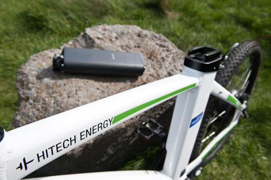 396 Wh Lithium-Ion battery by HighTech Energy (SB)
