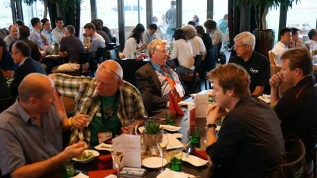 LEVA Dinner at Eurobike 2013 (SB)