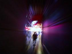 Downtown Vegas by bike (AG)