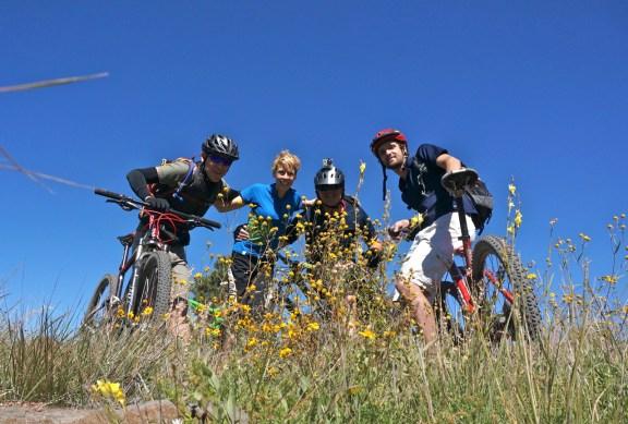 Great riding in Flagstaff (SB)