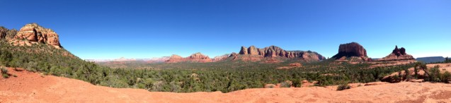 Amazing views of Sedona (SB)