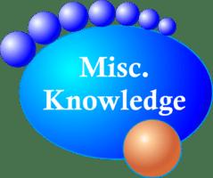 Misc. Ice Knowledge