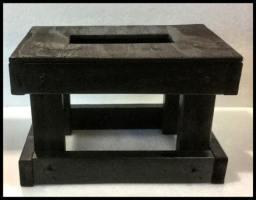 pedestal-black