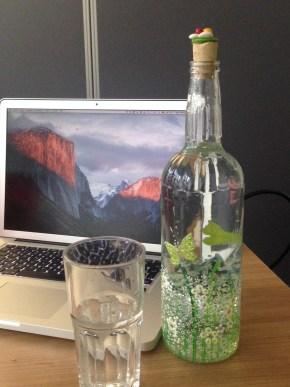 Trinken im Büro