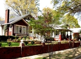 Wesley Heights Charlotte NC homes
