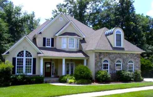Highland Creek NC homes
