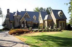 The Point Lake Norman Luxury Homes