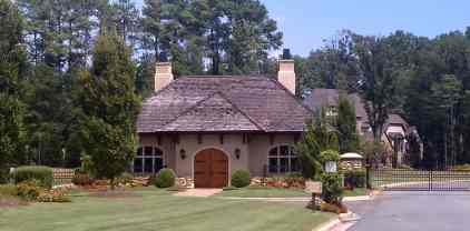 Luxury Gated Communities in Charlotte Area - Skyecroft