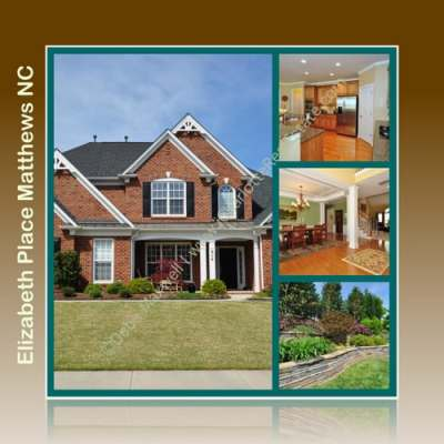 Homes for sale in Elizabeth Place in Matthews NC