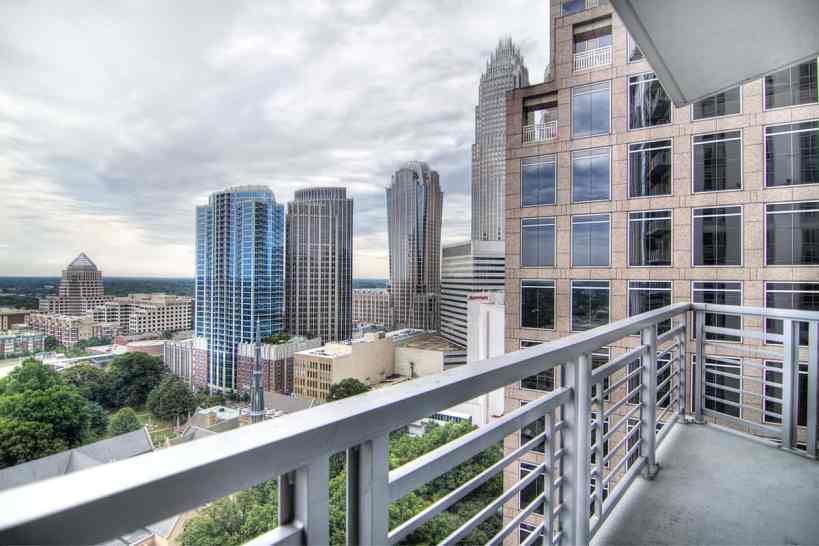 Condos for Sale in Uptown Charlotte NC