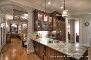 South Charlotte Luxury Home with Gourmet Kitchen