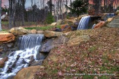 South Charlotte neighborhoods with water features