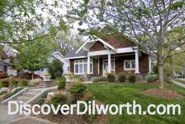 Dilworth Charlotte - Discover Dilworth