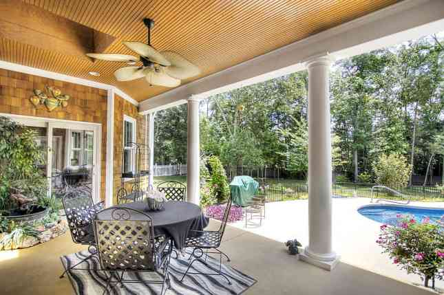 Home for sale with pool in Marvin High School zone