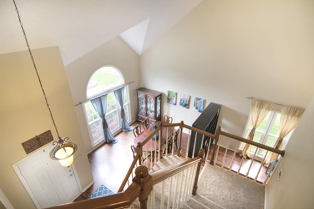 Raeburn home for sale in Ardrey Kell High School Zone