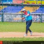 Softball Cricket tournament at IchemC Sports Day 2016