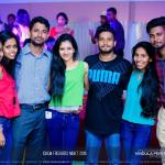 Students at the Freshers' Night 2016