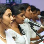 Performance of Bakthi Geetha at the Adamantane House