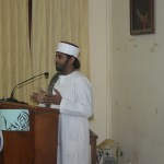 Speech by he chief guest at Ramadhan celebrations 2015