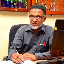 Mr.M R M Haniffa Dean, College of Chemical Sciences Senior Lecturer, Open University of Sri Lanka
