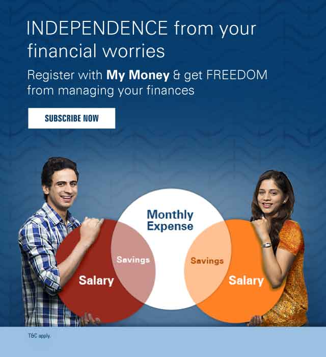 My Money Your Personal Expense Manager - ICICI Bank