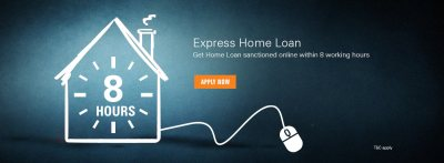 Express Home Loans, Quick Loans Online - Within 8 hours - ICICI Bank