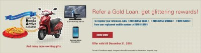 Gold Loan, Interest Rates, Calculator - Loan Against Gold in India - ICICI Bank