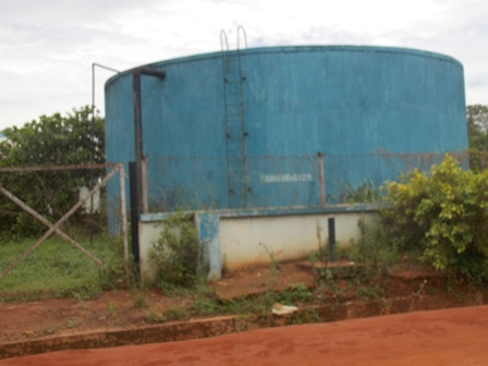 Non-functional Water scheme at Egbema Ozubulu