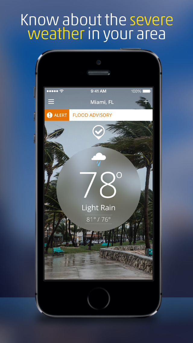 weather channel app crashes