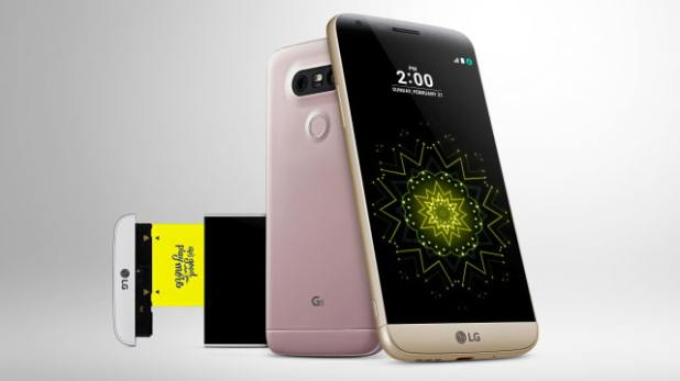 LG Unveils the LG G5, Its First Modular Smartphone [Video]