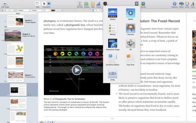 iBooks Author Gets New Templates, Improved Workflows, More - iClarified