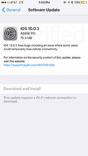 Apple Releases IOS To Fix Cellular Connectivity Issues