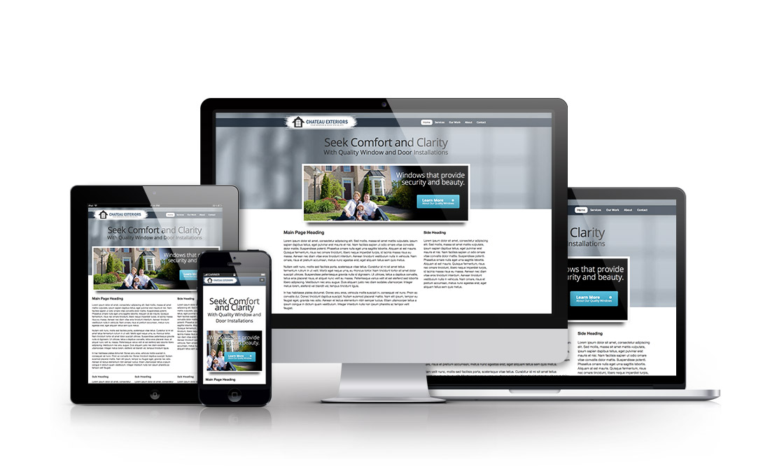 Responsive Website Iconic Media Victoria BC Calgary AB - Responsive Media