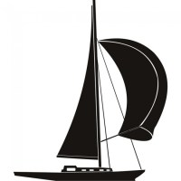 Small Sail Boat Wall Sticker Boat Wall Art