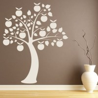 Apple Tree Trees Nature Wall Decals Wall Art Stickers