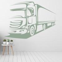 Wagon Wall Sticker Vehicle Wall Art