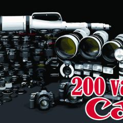 Canon tem mais de 200 empregos disponíveis