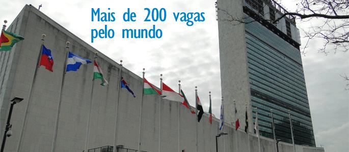 Emprego Voluntariado Nações Unidas
