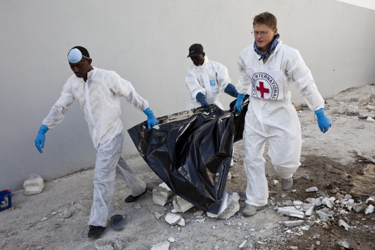Forensic science - working with us International Committee of the