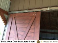 Small Barn Doors - Photos Wall and Door Tinfishclematis.Com