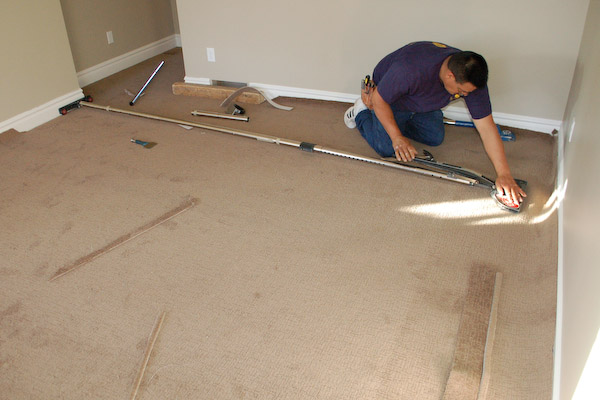 How To Install Wall To Wall Carpet Icreatablescom