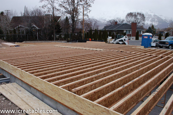 What Are Floor Joists - What Is A Floor Joist | Icreatables.Com