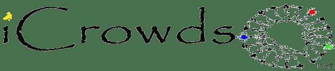 logo iCrowds met tekst 3