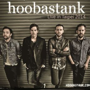 Concert Review: Hoobastank rocks Taipei