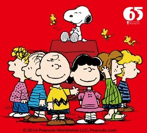 Snoopy's 65th Anniversary Exhibition in Taipei