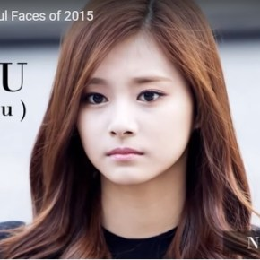 Taiwan's Chou Tzuyu Named World's 13th Most Beautiful Face of 2015