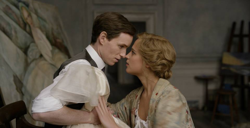 The Danish Girl Academy Awards Oscar Best Eddie Redmayne Alicia Vikander