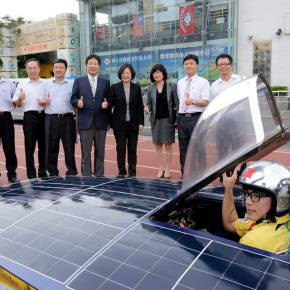 Taiwan Talk: Sparking interest for electric vehicles in Taiwan