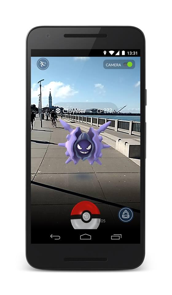 Pokemon Go Niantic mobile game app