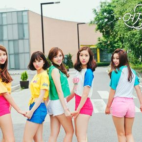 "South Korean Girl Group ""GFriends"" to Visit Taiwan"